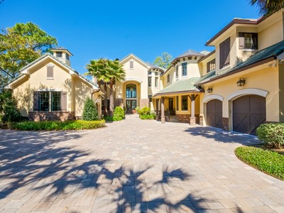 Single Family Home for sales at Sound Point Court 9 Sound Point Court Amelia Island, Florida 32034 United States