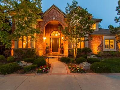Einfamilienhaus for sales at 5760 South Elm Street  Greenwood Village, Colorado 80121 Vereinigte Staaten