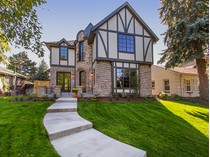 Single Family Home for sales at 1124 South Saint Paul Street   Cory-Merrill, Denver, Colorado 80210 United States