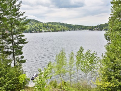 Single Family Home for sales at Lake Sunapee Home 94 Jobs Creek Road Sunapee, New Hampshire 03782 United States