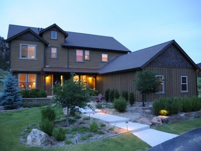 Maison unifamiliale for sales at Ironbridge Custom Home 1147 River Bend Way Glenwood Springs, Colorado 81601 États-Unis