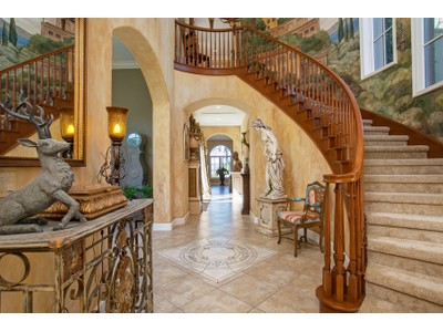 Maison unifamiliale for sales at 7760 Via Zafiro   Rancho Santa Fe, Californie 92067 États-Unis
