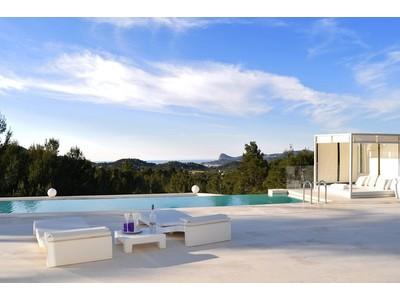 Einfamilienhaus for sales at Moderne Villa mit Meerblick  Ibiza, Ibiza 07830 Spanien