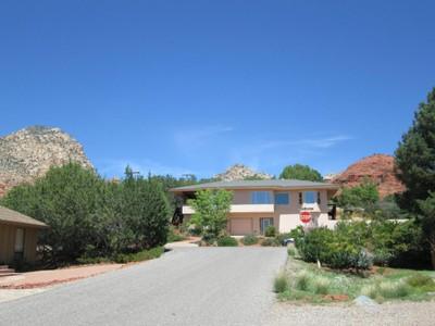 Maison unifamiliale for sales at Splendid Three Bed Three bath 2000 Maxwell House Drive Sedona, Arizona 86336 États-Unis