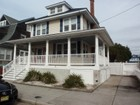 Single Family Home for  rentals at - 21 S Surrey Avenue Ventnor, New Jersey 08406 United States