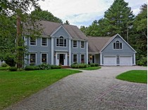Single Family Home for sales at 20 Stonegate Road    Cape Elizabeth, Maine 04107 United States