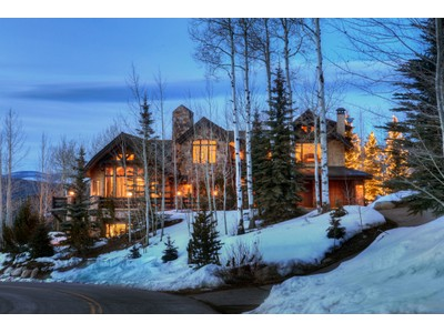 獨棟家庭住宅 for sales at Breitling 680 Pine Crest Drive  Snowmass Village, 科羅拉多州 81615 美國