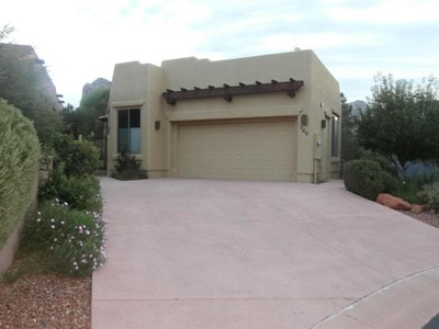 Single Family Home for sales at Villas at Firecliff 160 Rojo Vista Court Sedona, Arizona 86351 United States
