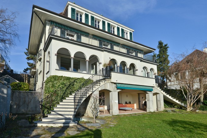 Single Family Home for sales at La Savoie Mansion house - Pully-Chamblandes  Pully, Vaud 1009 Switzerland