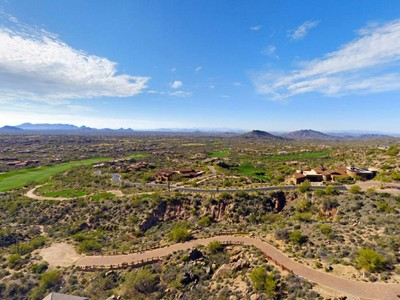 Land for sales at Amazing Views on 3+ Acres in Desert Mountain 42489 N 105th Street #14 Scottsdale, Arizona 85262 United States
