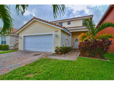 Single Family Home for sales at 3163 Turtle Cove  West Palm Beach, Florida 33411 United States