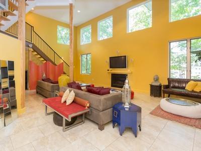 独户住宅 for sales at Rosslyn 1621 N. Colonial Terr Arlington, 弗吉尼亚州 22209 美国