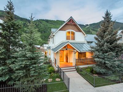 独户住宅 for sales at 522 W Colorado Avenue  Telluride, 科罗拉多州 81435 美国