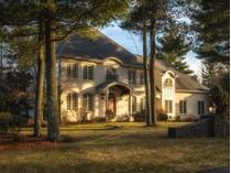 "Maison unifamiliale for sales at Grand ""Woodland Preserve"" Colonial 11 Olde Hickory Path   Westborough, Massachusetts 01581 États-Unis"