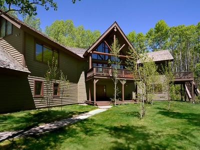 Single Family Home for sales at 783 Forest Lane  Crested Butte, Colorado 81224 United States