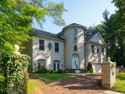 Single Family Home for sales at Live, Host, Work and Unwind In One Lavish Setting 176 Westcott Road Princeton, New Jersey 08540 United States