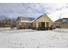 단독 가정 주택 for  sales at Spacious Timberview Home 4853 Cedar Branch Court   Indianapolis, 인디애나 46234 미국