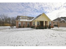 Single Family Home for sales at Spacious Timberview Home 4853 Cedar Branch Court   Indianapolis, Indiana 46234 United States