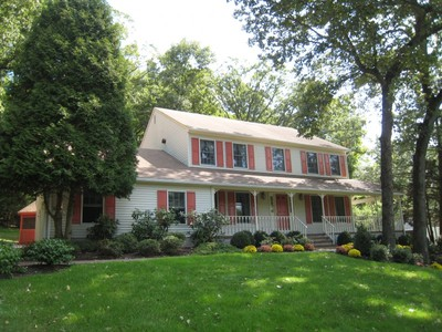 Single Family Home for sales at Stunning Colonial 57 Muirfield Lane  Bridgewater, New Jersey 08807 United States