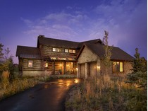Villa for sales at Luxury Promontory Trappers Cabin with a Fully Sponsored Club Membership 2908 Quick Draw   Park City, Utah 84098 Stati Uniti
