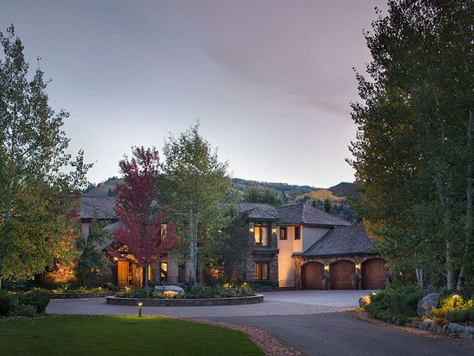 Nhà ở một gia đình for sales at Have your own private park in Aspen! 73 Hideaway Lane  Aspen, Colorado 81611 Hoa Kỳ