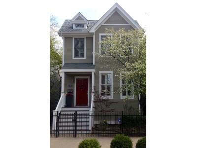 Casa para uma família for sales at Spectacular Renovation! 1019 W George Street Chicago, Illinois 60657 Estados Unidos