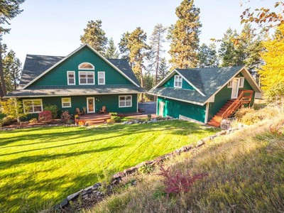 Tek Ailelik Ev for sales at Gated Community 14894 Romain Drive Bigfork, Montana 59911 Amerika Birleşik Devletleri