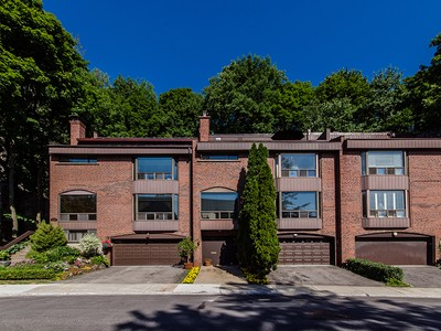 Einfamilienhaus for sales at Montréal 1335 Rue Redpath-Crescent Montreal, Quebec H3G1A1 Kanada