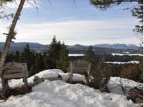 Land for sales at Spectacular Mountain and Valley Views NHN Tamarack Creek Rd Tract 5   Whitefish, Montana 59937 United States