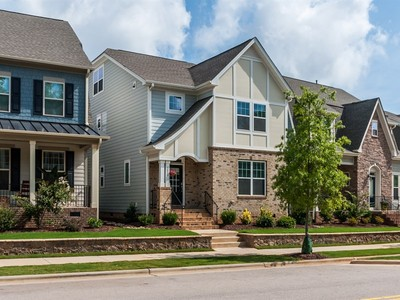 Single Family Home for sales at Inside Wade 5618 Wade Park Blvd Raleigh, North Carolina 27607 United States