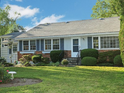 Single Family Home for sales at Spacious Pryer Manor Neighborhood Gem 34 Pryer Manor Road  Larchmont, New York 10538 United States