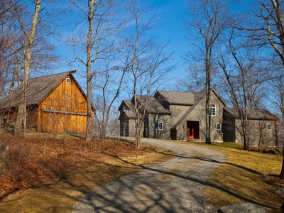 Single Family Home for sales at Iron Mountain Barn 28 Iron Mountain Road Kent, Connecticut 06757 United States