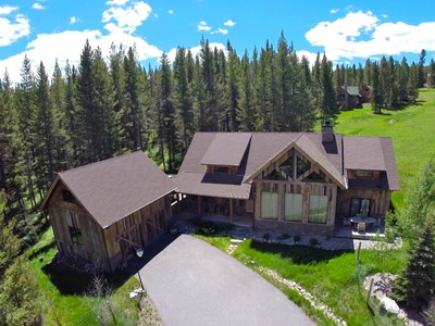 Single Family Home for sales at 82 Nordic Lane  Big Sky, Montana 5971 United States