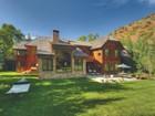 独户住宅 for sales at Snowmass Creek Paradise 333 Snowmass Creek Road Snowmass, 科罗拉多州 81654 美国