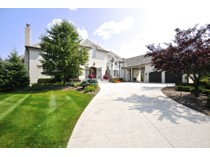 Single Family Home for sales at Sought After Bridgewater Club 15366 Whistling Lane   Carmel, Indiana 46033 United States