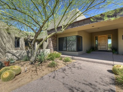 Vivienda unifamiliar for sales at Beautiful Home is an Exceptional Value in Desert Mountain 10962 E Old Trails Rd #9  Scottsdale, Arizona 85262 Estados Unidos