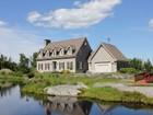 Vivienda unifamiliar for  sales at Mountain top estate with east views 695 Fischer Island Drive   Stratton, Vermont 05360 Estados Unidos