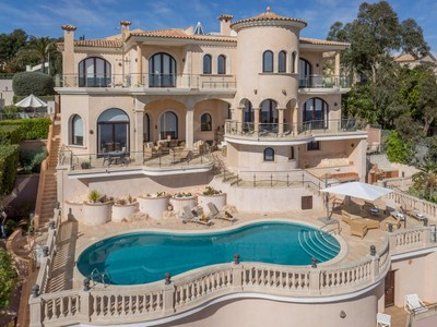 多戶家庭房屋 for sales at Imposing Waterfront Mansion in Sol de Mallorca  Calvia, 馬婁卡 07183 西班牙