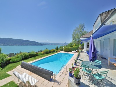 Single Family Home for sales at Villa avec vue lac  Other Rhone-Alpes, Rhone-Alpes 74290 France