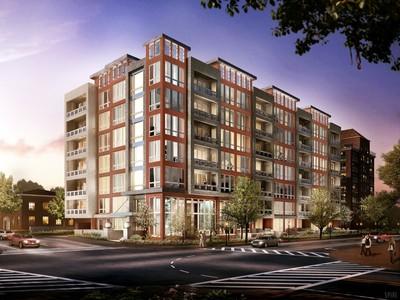 Condominium for sales at The Lauren 4802 Montgomery Ln 205 Bethesda, Maryland 20814 United States