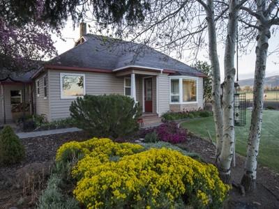 一戸建て for sales at Prineville Ranch 3680 SW Minson Rd Powell Butte, オレゴン 97753 アメリカ合衆国