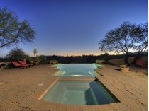 Single Family Home for sales at 40 Acre Gentleman's Ranch next to Tonto Nat'l Forest w/ Ultimate Privacy & Views 32528 N 144th Street   Scottsdale, Arizona 85262 United States