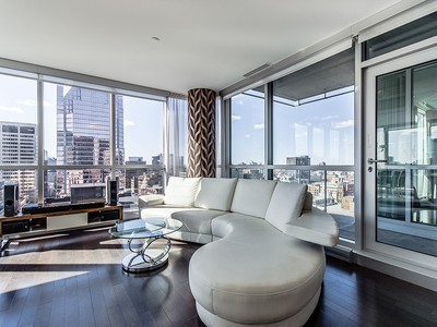 Condominio for sales at Downtown 1225 Rue University, apt. 2005 Montreal, Quebec H3B9A9 Canadá