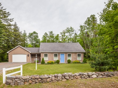 Single Family Home for sales at 200 New Sharon Rd 200 New Sharon Road Industry, Maine 04938 United States