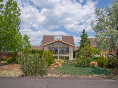 Single Family Home for sales at Beautiful Cosnino Equestrian Home 9965 Pinto DR W  Flagstaff, Arizona 86004 United States