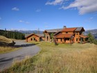 Villa for  sales at Private Big EZ Estate 1120 Charlie Russell Loop   Big Sky, Montana 59716 Stati Uniti