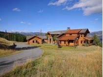 一戸建て for sales at Private Big EZ Estate 1120 Charlie Russell Loop   Big Sky, モンタナ 59716 アメリカ合衆国