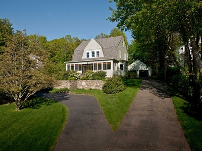 Single Family Home for sales at Dutch Colonial in the Harbor 8 Lilac Lane York, Maine 03909 United States
