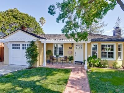 Moradia for sales at 419 Emerald Avenue   San Carlos, Califórnia 94070 Estados Unidos