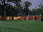 Single Family Home for  sales at Philip Johnson Mid-Century Modern 178 Sleepy Hollow Road   New Canaan, Connecticut 06840 United States